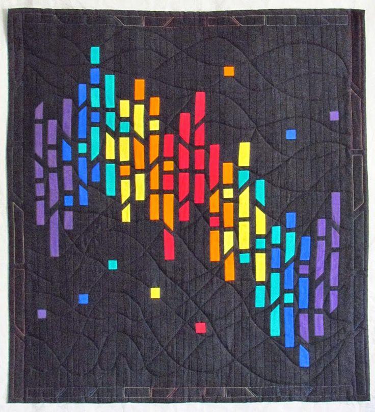 490 Best Images About Rainbow Quilts On Pinterest Quilt