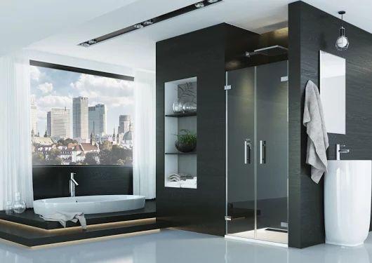 Wyposażenie - 5 pomysłów na modny prysznic  | Łazienka.pl