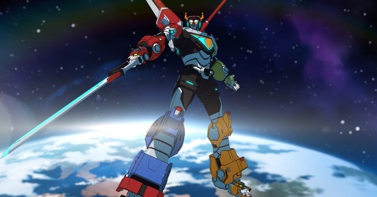 Universal is working on a live-action Voltron film with David Hayter attached to pen the script.