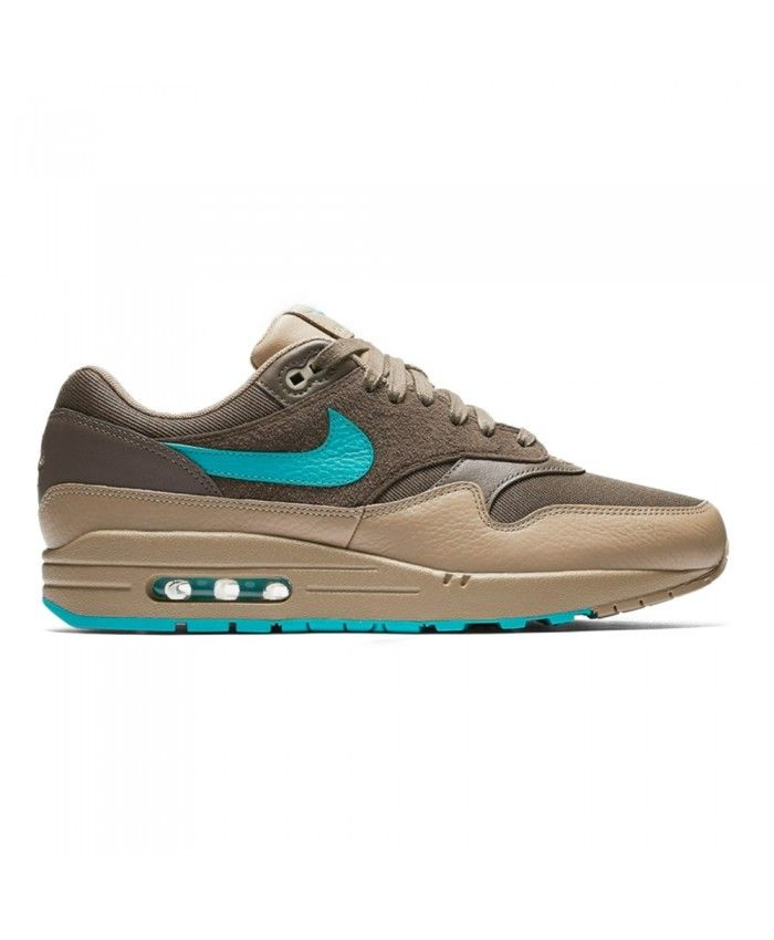 Nike Air Max 1 Premium Ridgerock Turbo Green Khaki 3890086
