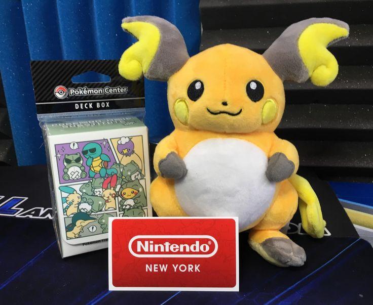 Just got back from the Nintendo Store! I'm in love  https://i.redd.it/wogjnp8pi5vy.jpg #games #gaming #pokemon #PokemonGO #anipoke #ポケモン #Nintendo #Pikachu #PokemonXY #3DS #anime #Pokemon20