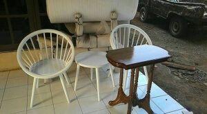 Kursi Teras Model Ring | Alfah Furniture