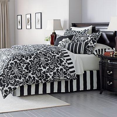 damask bedding - Damask Bedroom Ideas