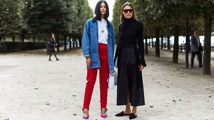 From New York to Milan to Paris, here are the biggest and best women's street style trends spotted at the Spring/Summer 2017 fashion weeks.