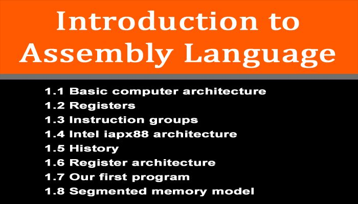 Introduction to Assembly Language  Share your documents on www.apnanotes.com ‪#‎Programing‬ ‪#‎notes‬ ‪#‎students‬ ‪#‎handouts‬