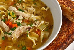 Slow Cooker Recipe - Chicken Noodle Soup