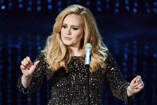 Adele dice teme acabar 'drogada' si asiste a concierto de Rihanna
