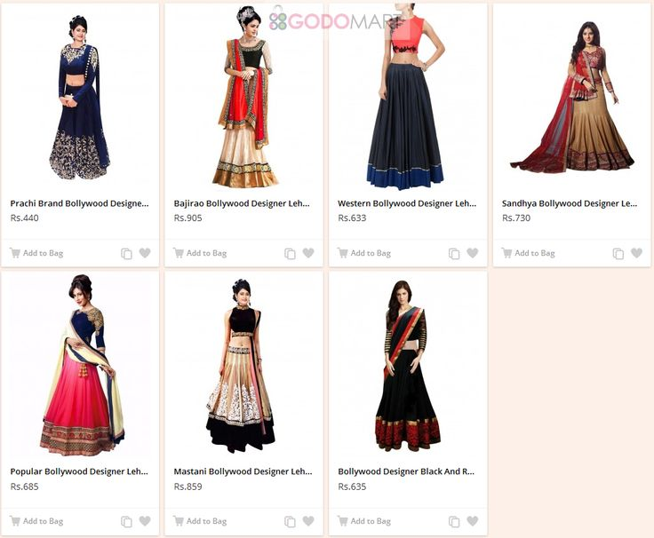 #Bollywood #Lehengas!! Available in Amazing Colors!! Buy Now!! at Lowest Prices on godomart.com http://www.godomart.com/lehengas/filter/cat/bollywood-lehengas/price/-1000.html