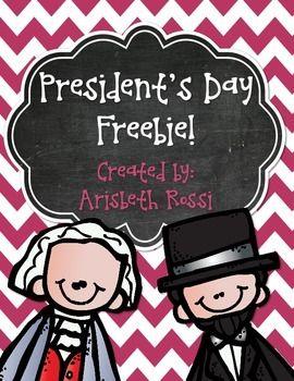 Fun President's Day Activities