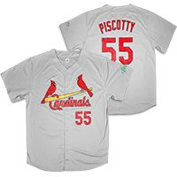 Wish the Cardinals well on their first hopeful 'Happy Flight' of 2017 by coming out to the game on Sunday, April 9. 30,000 fans 16 and older will take home a replica Stephen Piscotty Road Grey Jersey, brought to you by Scott Credit Union.