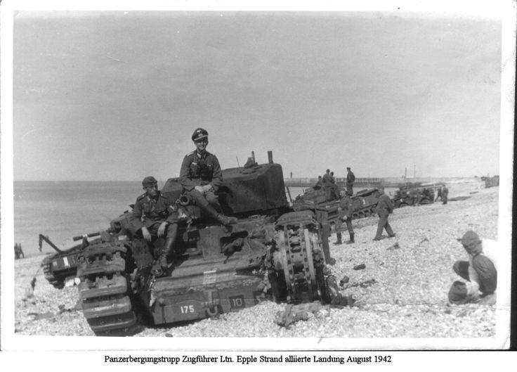 1942 dieppe raid churchill mk 1 tanks dieppe raid 1942 pinterest dieppe raid. Black Bedroom Furniture Sets. Home Design Ideas