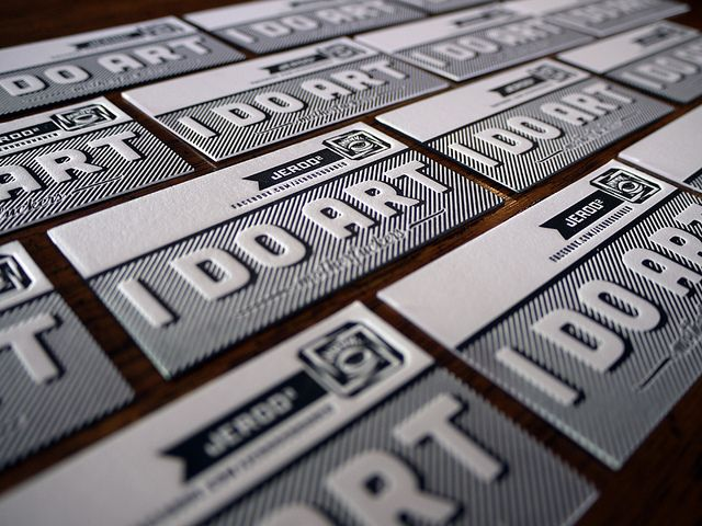 awesome business cards.