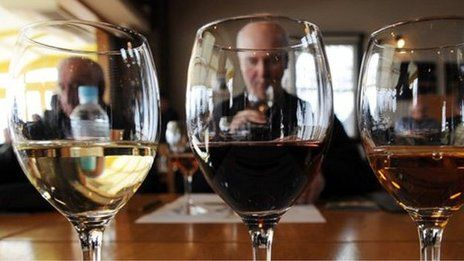 BBC #News: Five European #wine-producing nations are trying to block Scotland's plans for minimum #alcohol pricing.