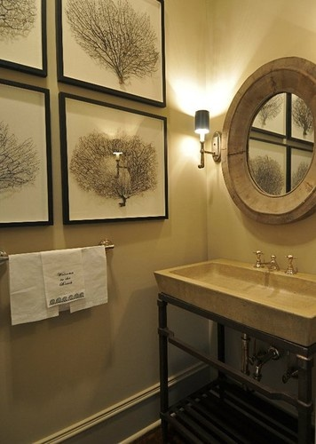 46 best Powder Room Decor images on Pinterest Powder room design