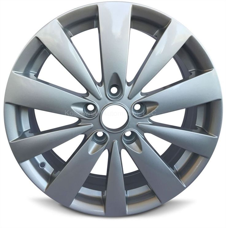 "New Aluminum Rim Fits Hyundai Sonata 09 10 17"" 10 spoke #RoadReady"