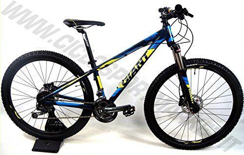 "Super Offer Giant MTB Bike Suspension Forks Talon 27.5�""""3�Ltd�-�Shimano Deore 27�V�-�Size M�-�L�-�XS"""