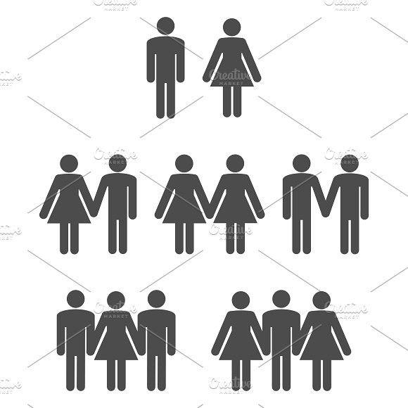 Gender Symbol Vector Symbol Female Pinterest Gender And Symbols