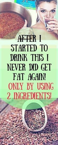 After I Started Talking Only This 2 Ingredients I Never Gained Weight Again