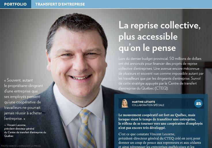 La reprise collective, plus accessible… - La Presse+