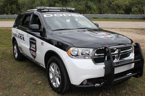 Dodge Durango Special Service model for law enforcement