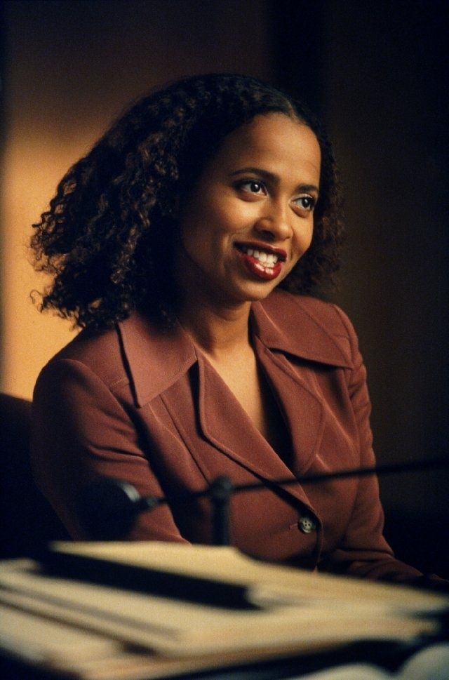 Lisa Nicole Carson as prosecutor Renée Raddick on Ally McBeal