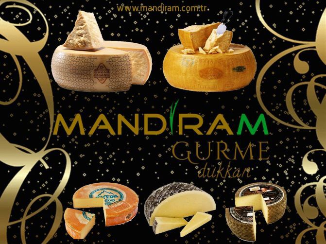 Mutlu kahvaltılar için gurme lezzetler. www.mandiram.com.tr