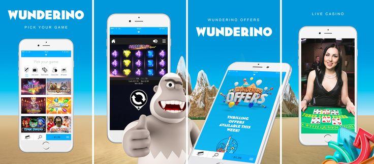 Wunderino appstore reklam. (2016)