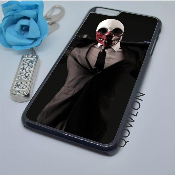 Payday Dark Mask iPhone 6 Plus | 6S Plus Case