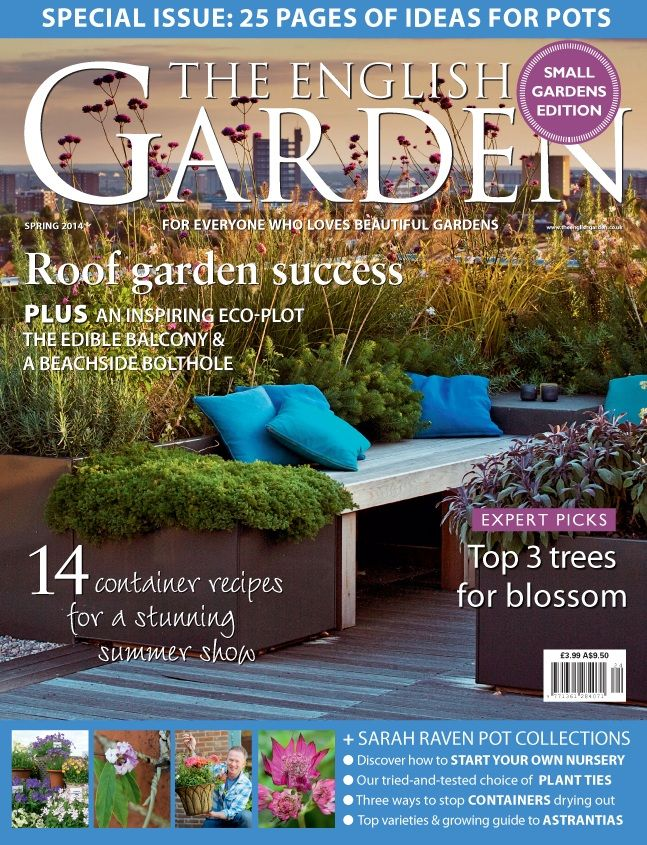 spring 2014 uk issue see more at wwwtheenglishgardencouk garden design ideasgarden - Garden Ideas 2014 Uk