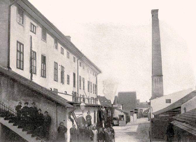 Fabrica de ciocolata Kandia