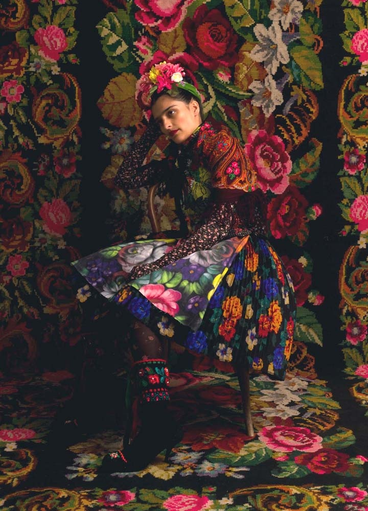 Homage to Frida Kahleo - by Austrian artist Susanne Bisovsky ...