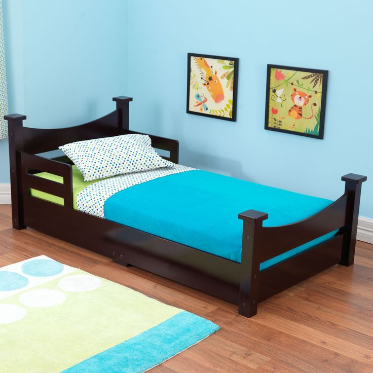 Addison Toddler Bed In Espresso