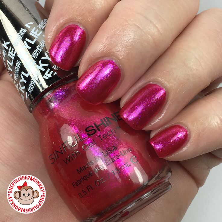 The 712 best Sinful Colors Nail Polish images on Pinterest | Sinful ...