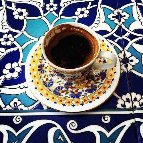 Incredible Turkish Coffee