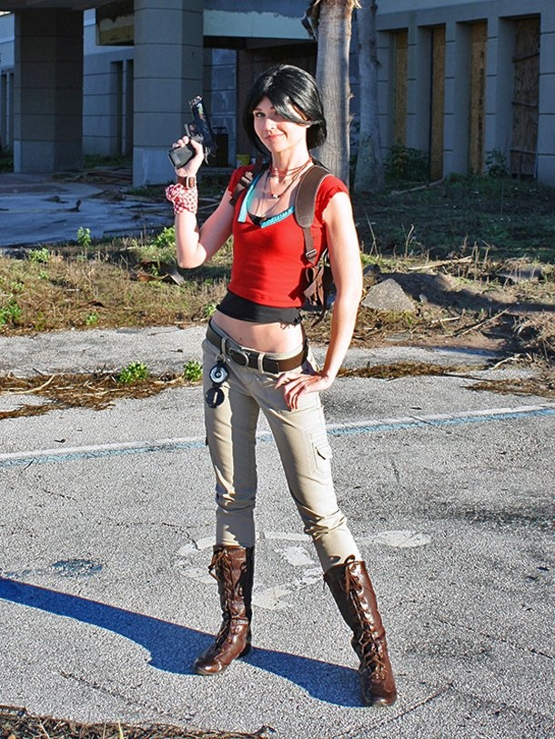 Chloe Frazer from Uncharted 2.
