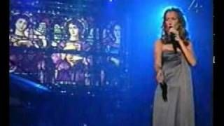 Celine Dion - Oh Holy Night LIVE HD 3D