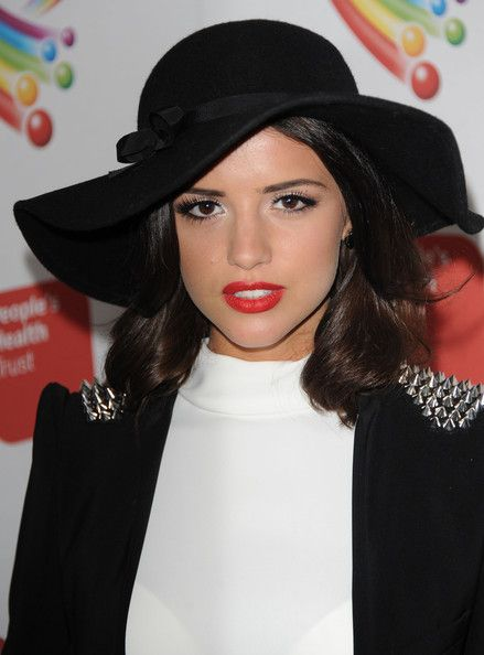 Lucy Mecklenburgh Hats