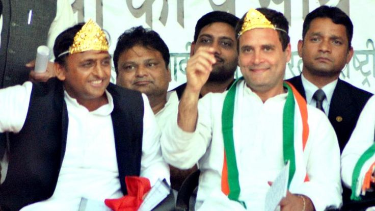 #breaking : Akhilesh ends tieup with Congress for #loksabha polls