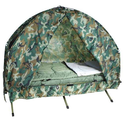 Single Camping Swag