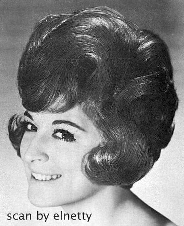 curls in hair styles 65 best vintage hair images on vintage hair 6997