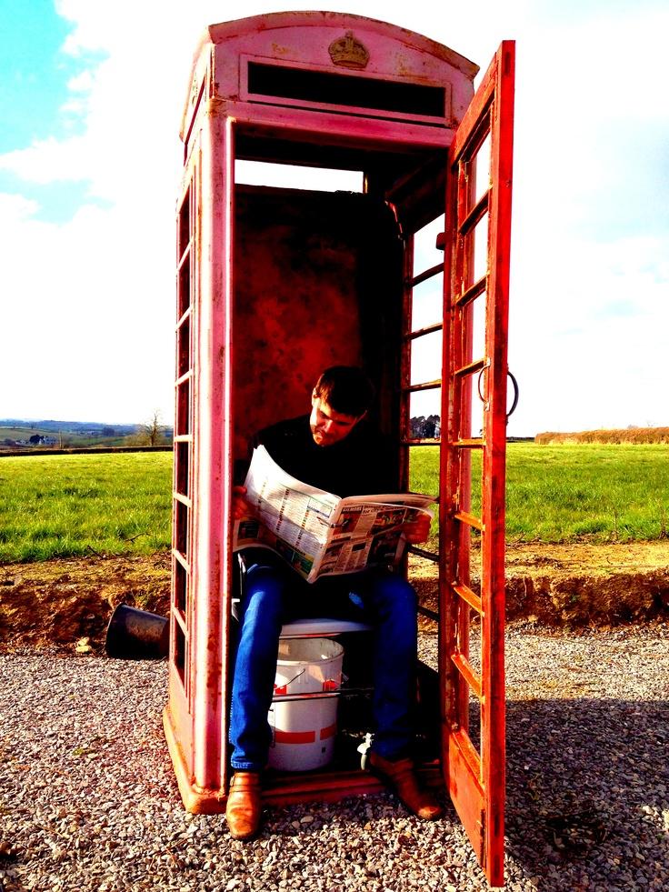 Outdoor toilet ;) | Bathroom ideas | Pinterest | Outdoor ...