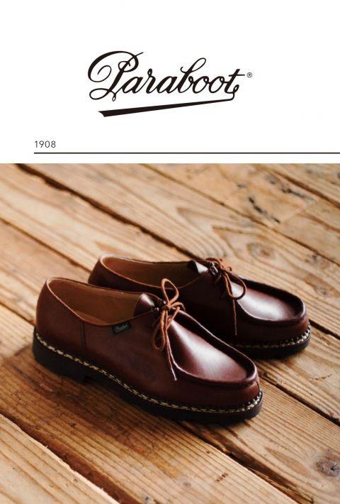 パラブーツ レディスのトランクショーを7月に開催ShoesPostがシューズ業界のその他ニュースをご案内。