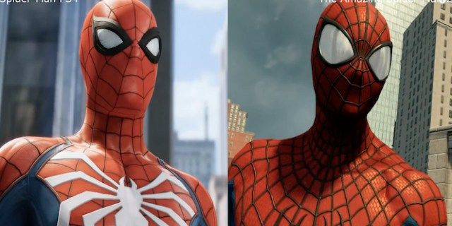 Spider-Man For PlayStation Gets A Comparison Video With The Amazing Spider-Man 2 We're still waiting a bit for Insomniac Games' Spider-Man to arrive on PlayStation 4 (it isn't due until next year), but that hasn't stopped some creative YouTubers from comparing footage for the upcoming game with another recent release in the Spider ...and more » #playstation