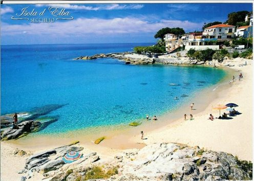 Isle of Elba Italy  Home of exiled Napoleon  Beautiful, serene spot.