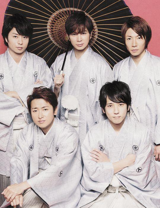 Arashi <3<3<3