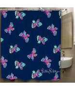 Lilly Pulitzer Butterflies Custom Print On Poly... - $35.00 - $41.00