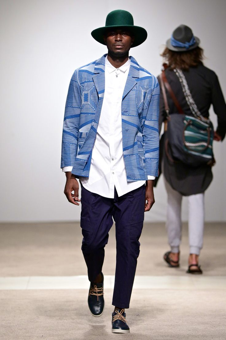 ALC Menswear AW17: Look 2 -- Photo: Simon Deiner at South African Menswear Week