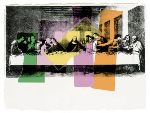 The Last Supper - Andy Warhol