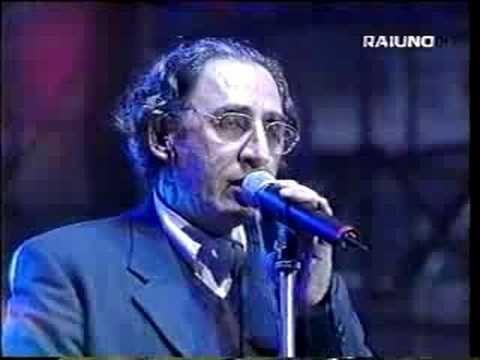 ▶ Franco #Battiato La canzone dell'amore perduto