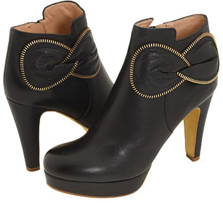Women's Black Ankle Boots | Pinterest